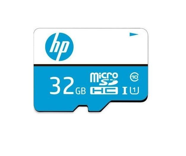 CARTAO DE MEMORIA CLASS10 MICRO SDHC 32 GB C/ADAPTADOR HFUD032-1U1BA HP - In-Pacto Informática