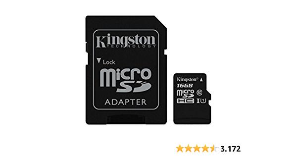 CARTAO DE MEMORIA KINGSTON 32GB SDC10