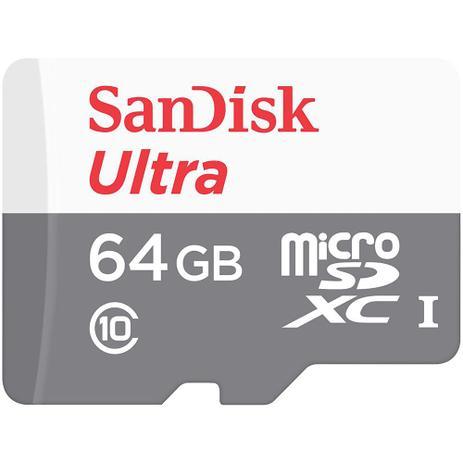CARTÃO MEMORIA SANDISK SDSQUNR 64GB - In-Pacto Informática