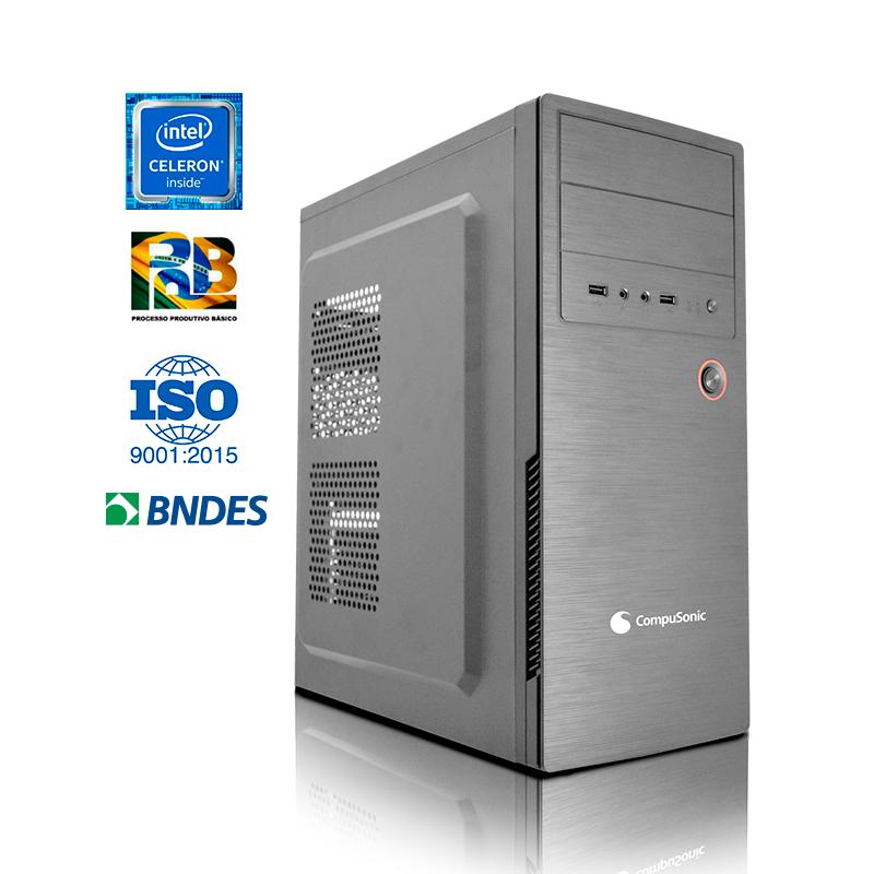 COMPUTADOR INTEL CORE I3 2120 / 8GB DDR3 / HD 500GB - In-Pacto Informática