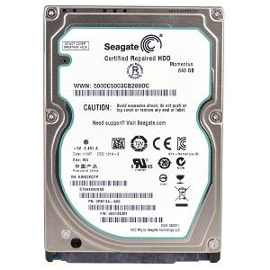 HD NOTEBOOK SATA 640GB SEAGATE ST9640320AS - In-Pacto Informática