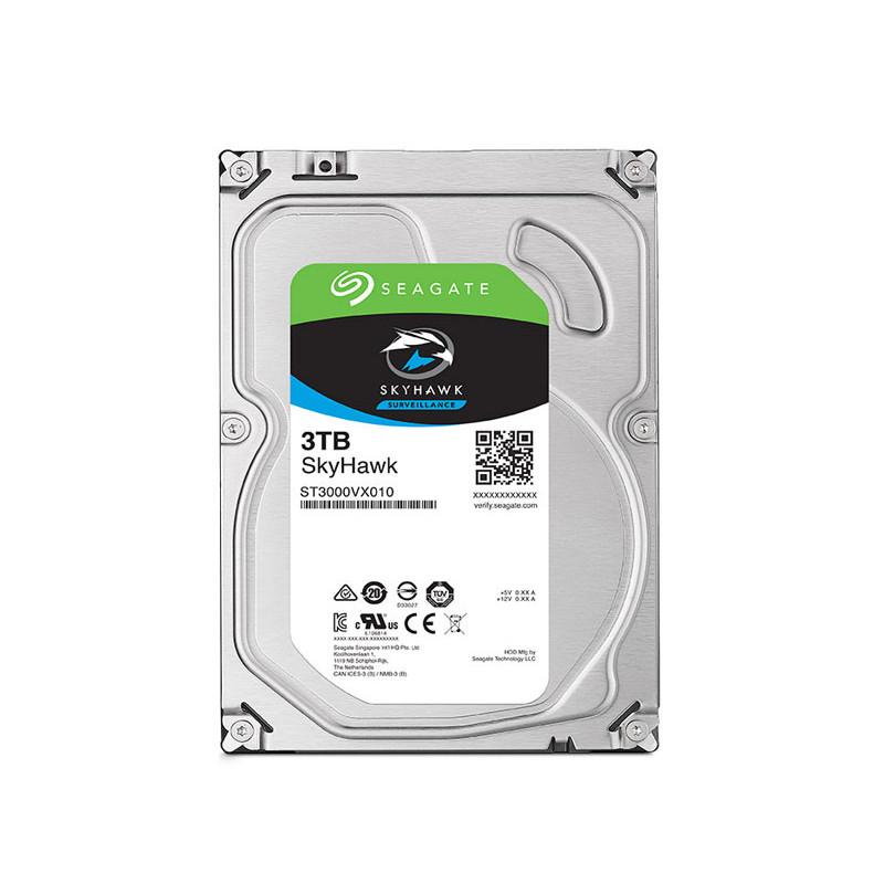 HD SATA3 3TB SEAGATE SKYHAWK SURVEILLANCE ST3000VX010