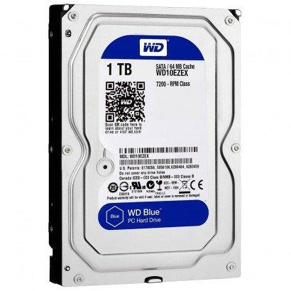 HD SATA 1TB WESTERN DIGITAL WD10EZEX - In-Pacto Informática