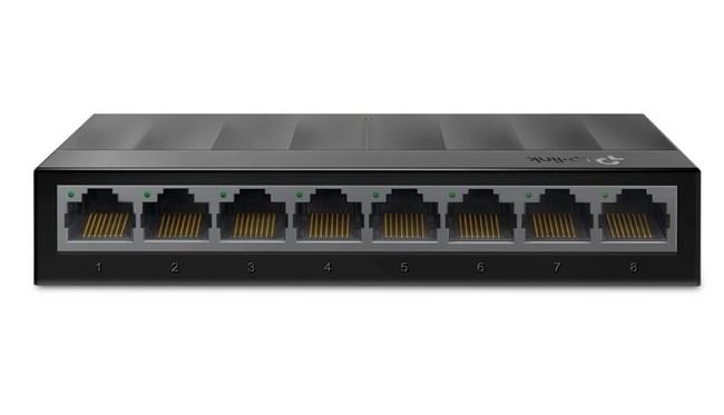 HUB SWITCH TP-LINK 10/100/1000 8P GIGABIT LS1008G