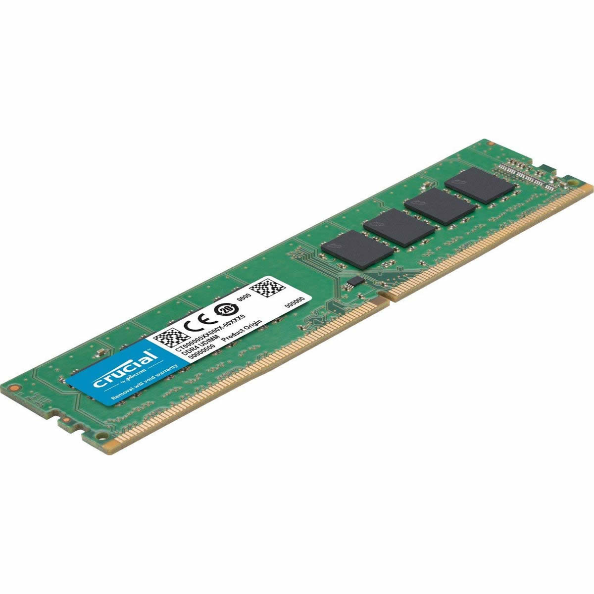 MEMORIA CRUCIAL 4GB DDR4 2666  - In-Pacto Informática