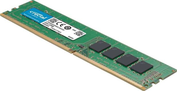 MEMORIA CRUCIAL 8GB DDR4 2666