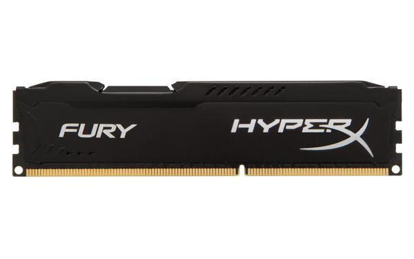 MEMORIA KINGSTON HYPER-X 4GB DDR3 1866 HX318C10FB BLACK - In-Pacto Informática
