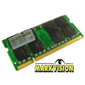 MEMORIA NOTEBOOK 1GB DDR2 800 MARKVISION - In-Pacto Informática