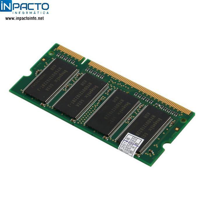MEMORIA NOTEBOOK 1GB MT DDR3 1066 - In-Pacto Informática