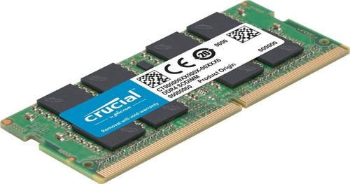 MEMORIA NOTEBOOK 8GB 2666 DDR4 CRUCIAL