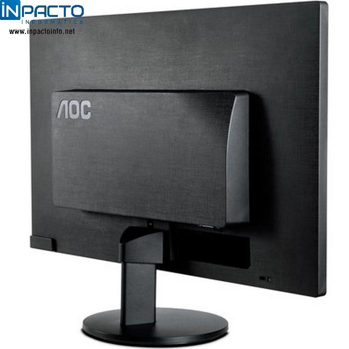 MONITOR AOC 18,5' E970SWNL PRETO - In-Pacto Informática