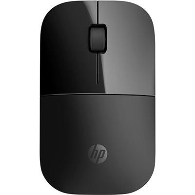 MOUSE OPTICO HP WIRELESS Z3700 PRETO - In-Pacto Informática