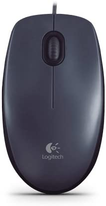 MOUSE OPTICO LOGITECH M100 USB PTO - In-Pacto Informática