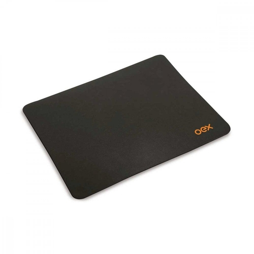 MOUSE PAD STANDARD MP100 PRETO 48.5200 OEX  - In-Pacto Informática