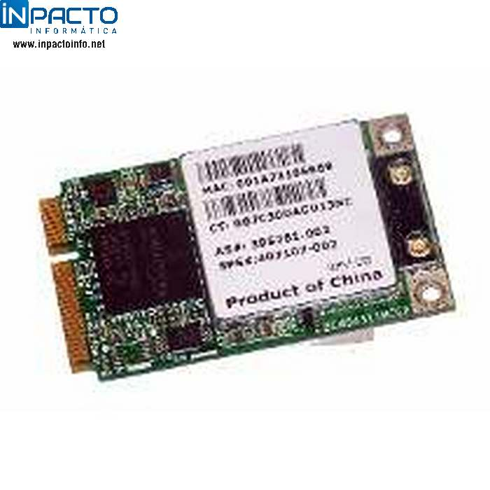 PLACA WIRELESS SPS 441075 002 - In-Pacto Informática