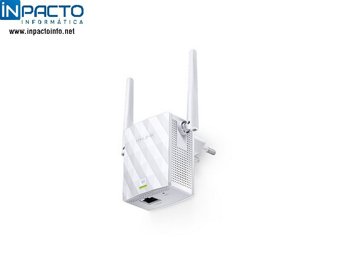 REPETIDOR WI-FI TP-LINK TL-WA855RE 300MB - In-Pacto Informática