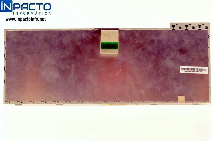 TECLADO NOTEBOOK ECS G733 PRETO (USADO) - In-Pacto Informática