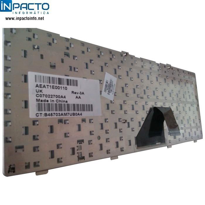 TECLADO NOTEBOOK HP DV6000 PTO - In-Pacto Informática