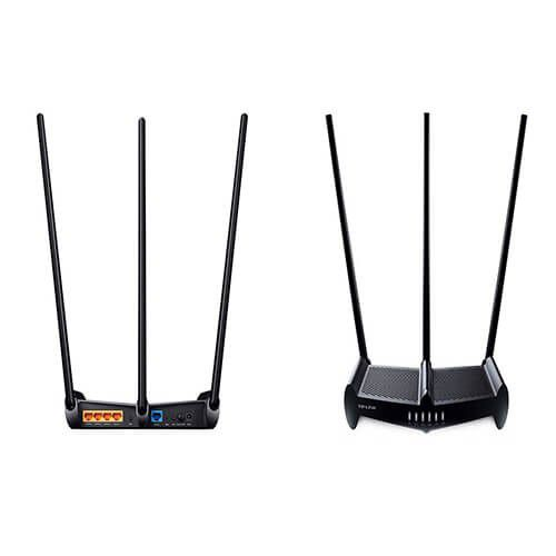 WIRELESS ROTEADOR TP-LINK 450MBPS TL-WR941HP - In-Pacto Informática
