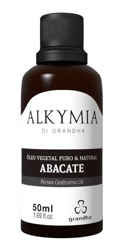 Grandha Alkymia Óleo Vegetal De Abacate Sem Corante 50ml