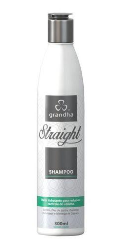 Shampoo Grandha Straight 300ml