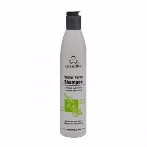 Grandha Shampoo Vector Force Curl Wave 300ml