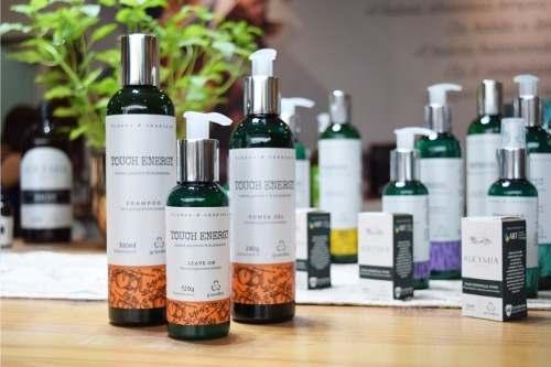 Kit Grandha Touch Energy Flores & Vegetais