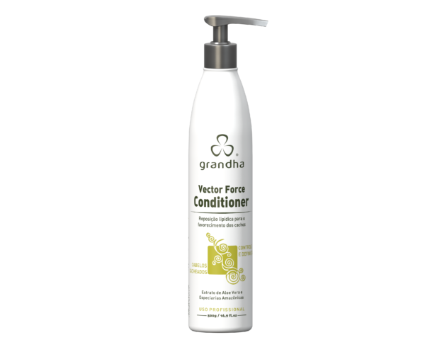 Grandha Condicionador Vector Force Curl Wave 500ml