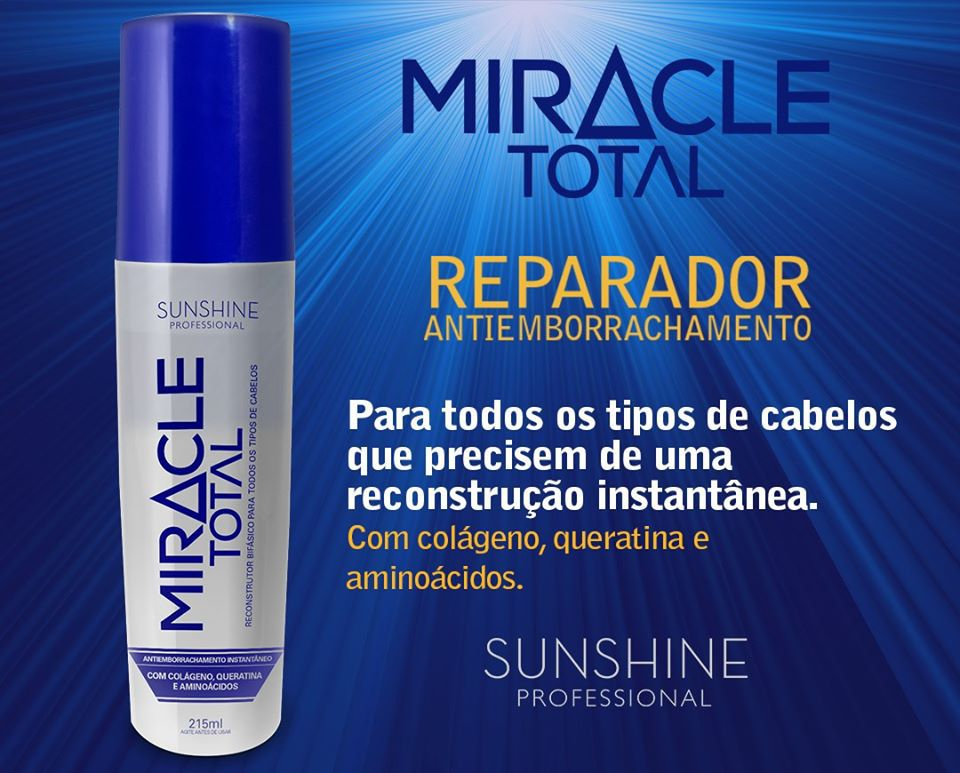 MIRACLE TOTAL SUNSHINE PROFESSIONAL 215 ml