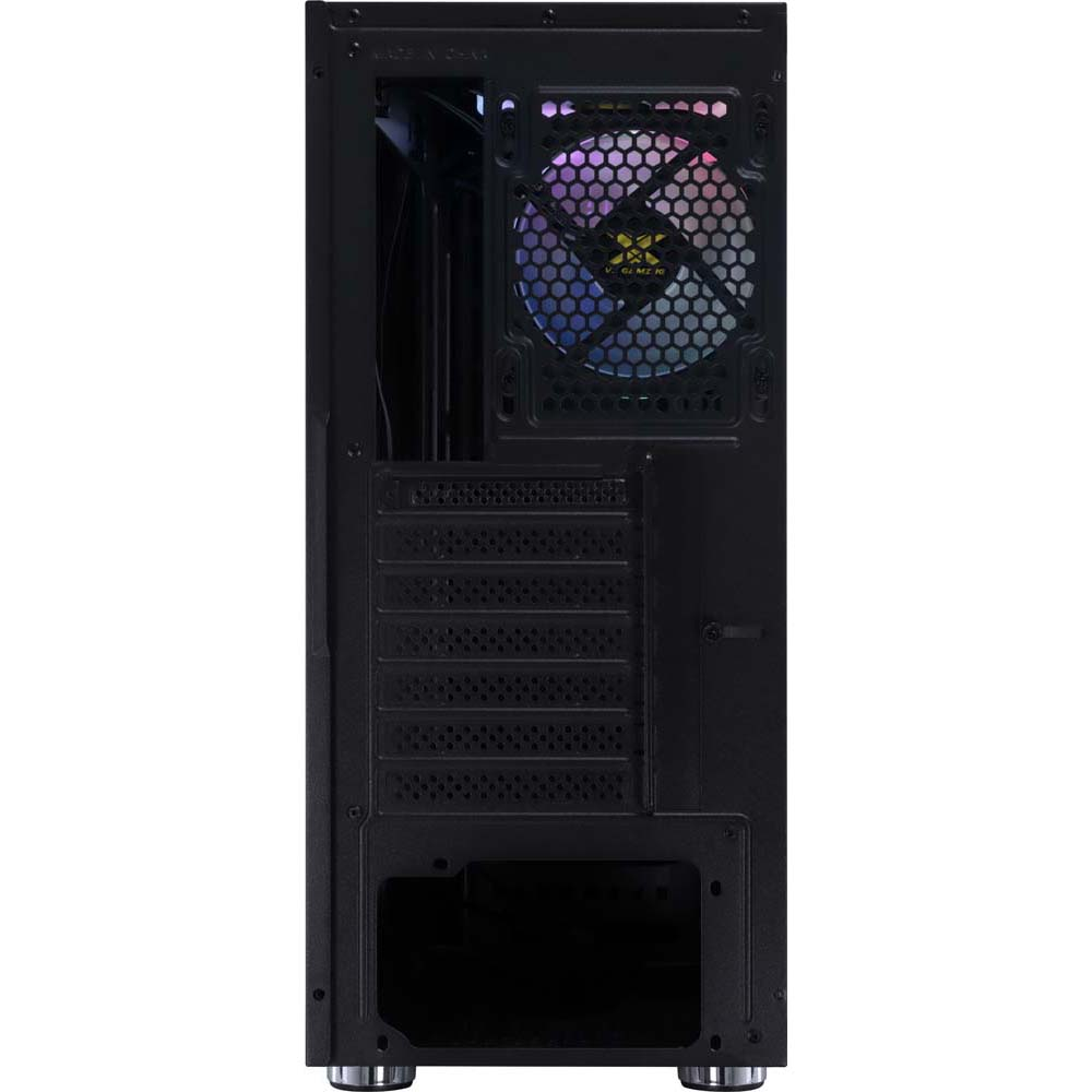 Gabinete Gamer Vinik Gaming Sagitarius, Mid Tower, 3x Fan RGB, Lateral em Vidro Temperado, Preto - 35017