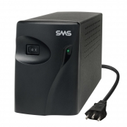 Estabilizador SMS 600va Bivolt Ideal para impressora a laser -  Progressive III uAP600Bi (16215)