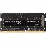 Memória HyperX Impact, 8GB, 2666MHz, DDR4, Notebook, CL15, Preto - HX426S15IB2/8