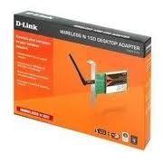 REDE PCI WIRELESS 150MBPS D-LINK DWA-525