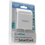 LEITOR DE CARTAO SMART CARD USB COMTAC 9202