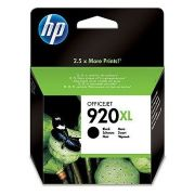 Cartucho HP 920XL Preto Original (CD975AL) Para HP Officejet 7500A, 6000dwn, 6500A