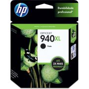 Cartucho HP 940XL Preto - C4906AB