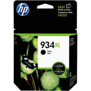 Cartucho HP 934XL preto Original (C2P23AB) Para HP Officejet 6830, 6230