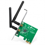 Adaptador Wireless TP-Link PCI Express N300 300Mbps - TL-WN881ND