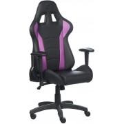 Cadeira Gamer Cooler Master Caliber R1 Roxo - CMI-GCR1-2018