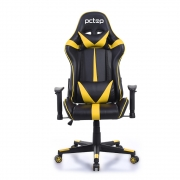 Cadeira Gamer PCTOP Super Amarelo - 1015