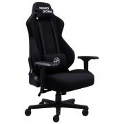 Cadeira Gamer PCYes Mad Racer V8 Turbo, Black - V8TBMADPT