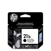 Cartucho HP 21B preto everyday C9351BB HP