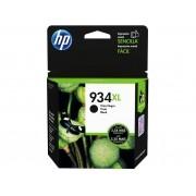 Cartucho HP 934XL Preto Original (C2P23AL) Para HP Officejet 6830, 6230