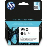 Cartucho HP 950 preto Original (CN049AB) Para HP Officejet Pro 8600, 8600 Plus, 8610, 8620, 276dw, 8100, 251dw