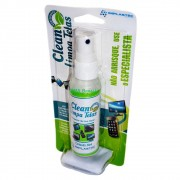 Clean Limpa Telas 60ml com Flanela Anti-Riscos - Implastec