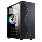 Computador Gamer, Athlon 3000G 3.5Ghz , Placa de Video RX 550 4GB, DDR4 8GB, SSD 256GB