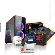 Computador Gamer Free Fire 2#, Athlon 3000G 3.5GHz, 8GB DDR4, SSD 120GB