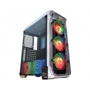 Computador Gamer, Intel 10º geração Core i5-10400, Placa de Vídeo RTX-2060 6GB, 16GB DDR4, HD 1TB