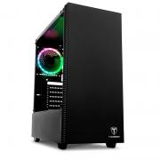 Computador Gamer, Intel 10º geração Core i5-10400F, Placa de Vídeo GTX-1050TI 4GB, 8GB DDR4, SSD 256GB