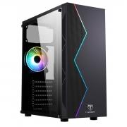Computador Gamer, intel 10º geração Pentium G6400 4.0Ghz, Placa de Video RX 550 4GB, 8GB DDR4, SSD 120GB